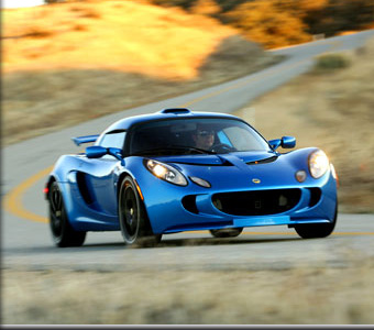 Lotus Exige Sports Car Review
