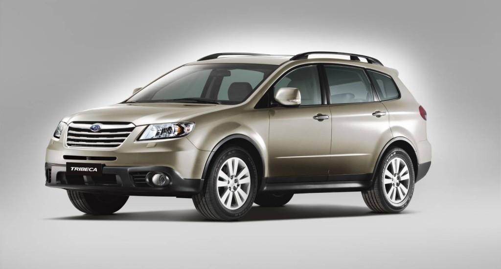 Subaru Tribeca SUV Car Review