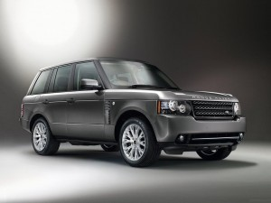 Range Rover SUV Car Review