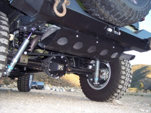 Tips to install a skid plate on jeep, car care tips