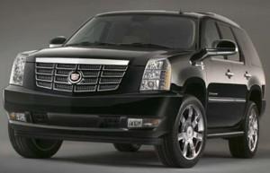 Cadillac Escalade SUV Limousine