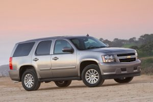 Best 8 passengers SUV Cars in 2012