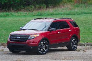 Ford explorer , ford