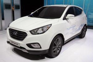 Hyundai Ix35, Hyundai