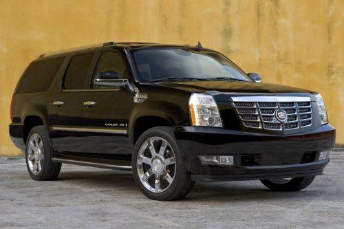 Cadillac Escalade ESV SUV Car